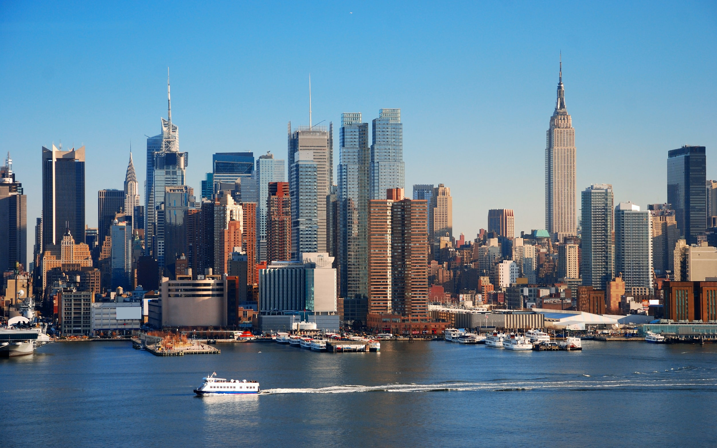 New York City, United States Population (2021) - Population Stat